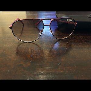 Carrera sunglasses with case
